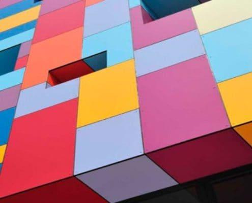 تنوع رنگ ورق کامپوزیت